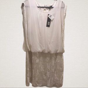 NWT Aidan Mattox sequin dress